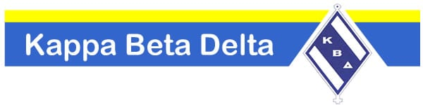 Kappa Beta Delta Home Page