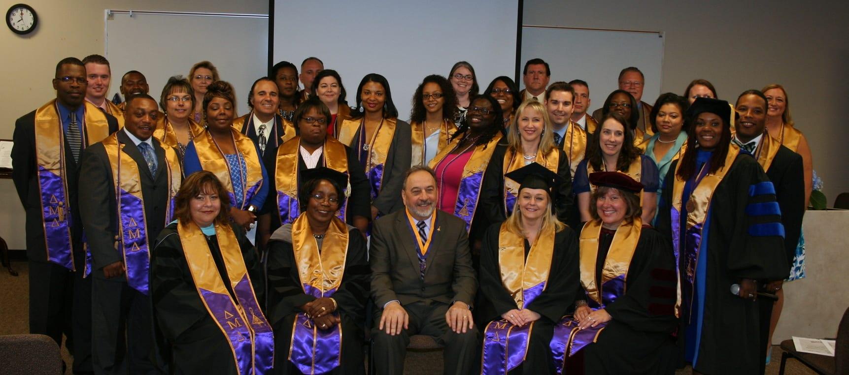 University of Phoenix Raleigh, NC - Delta Mu Delta International ...
