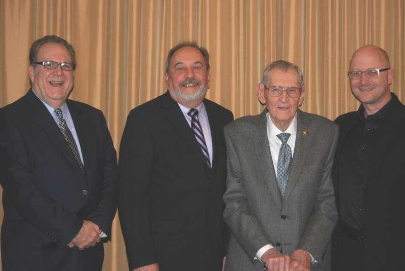 L to R, Chuck Fazzi, Mike LaRocco, Tony Jablonsky and David Sosnowski.docx