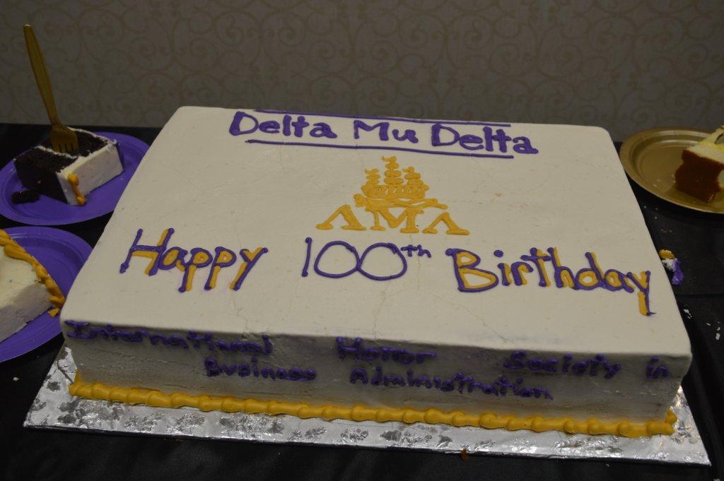 The Centennial Cake