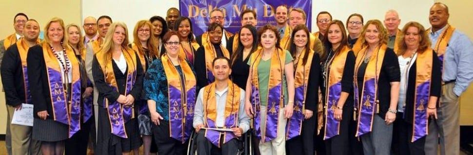 Delta Mu Delta International Honors Society -   Delta Mu Delta ...