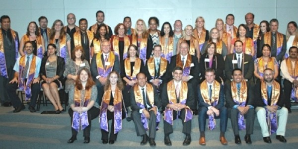 University of Phoenix, Phoenix Campus Chapter Inducts 70