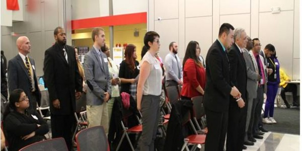 Chicago Chapter of DeVry Holds First Induction.