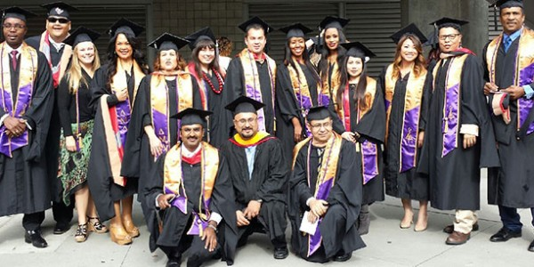 University of Phoenix, Bay Area Campus Induction Ceremony