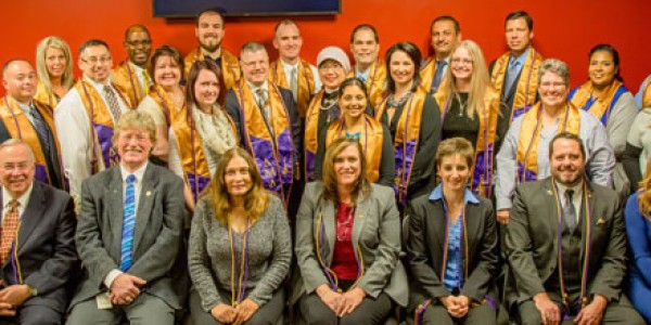 University of Phoenix at Phoenix inducted 23 New Members